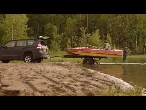 Как мы лодку