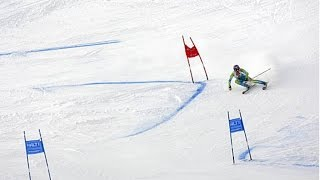 Video Tina Maze giantslalom silver (WCH Val d'Isere 2009) download MP3, 3GP, MP4, WEBM, AVI, FLV Oktober 2018