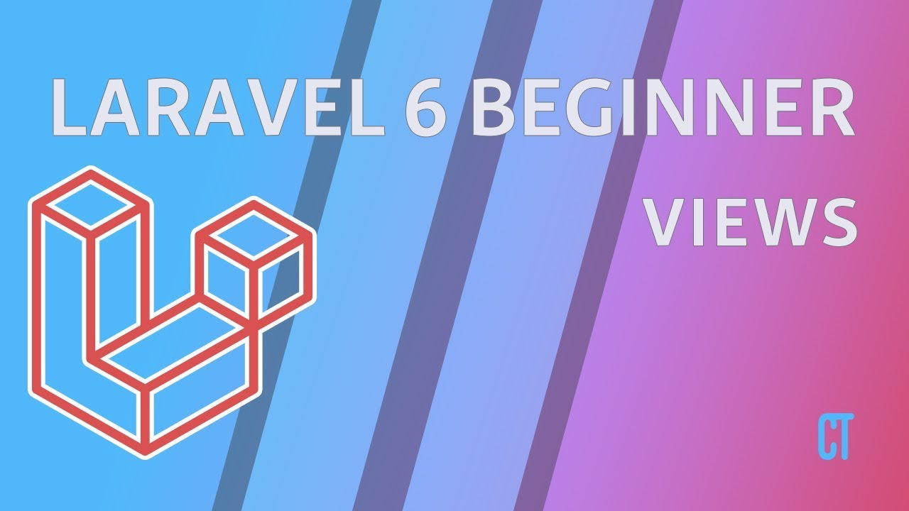 Laravel 6 Beginner - e3 - Views