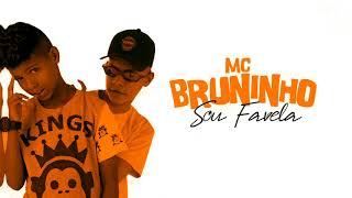 MC Bruninho e Vitinho Ferrari - Sou Favela (Lyric Video) DJ DG e Batidão Stronda