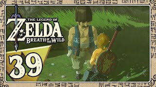 THE LEGEND OF ZELDA BREATH OF THE WILD Part 39: Eigenheim gegönnt