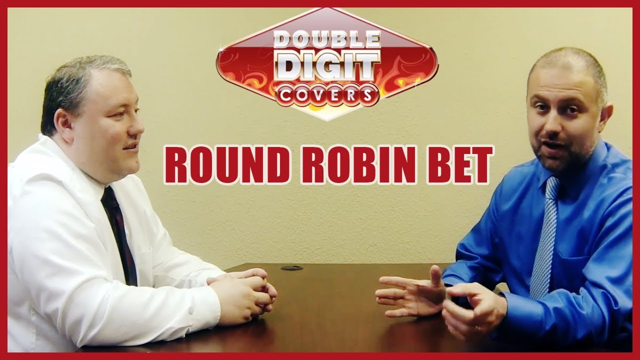 Round robin betting three card poker betting system