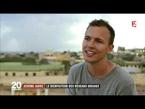 JÉRÔME JARRE PASSE AU 20H DE FRANCE 2 !!