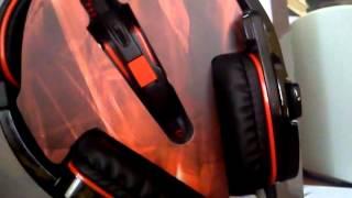 Unboxing слушалки hama fire starter