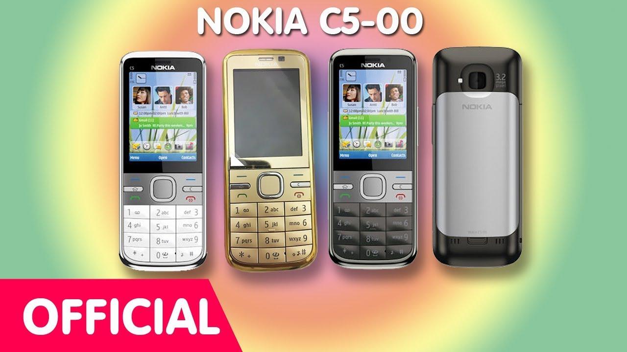 Điện thoại cổ Nokia C5-00 chính hãng tồn kho. Chỉ có tại http://365ngaymua .com