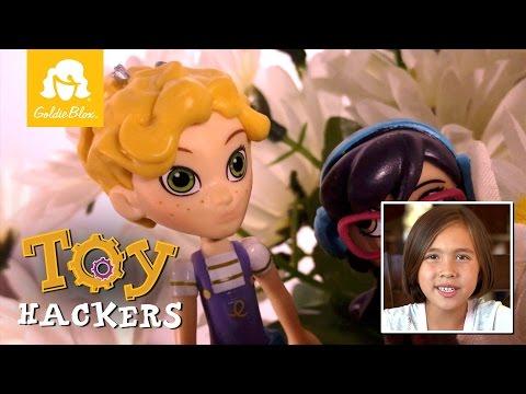 ep-12:-toy-hackers,-spy-flowers-(jilliantubehd-&-goldieblox)