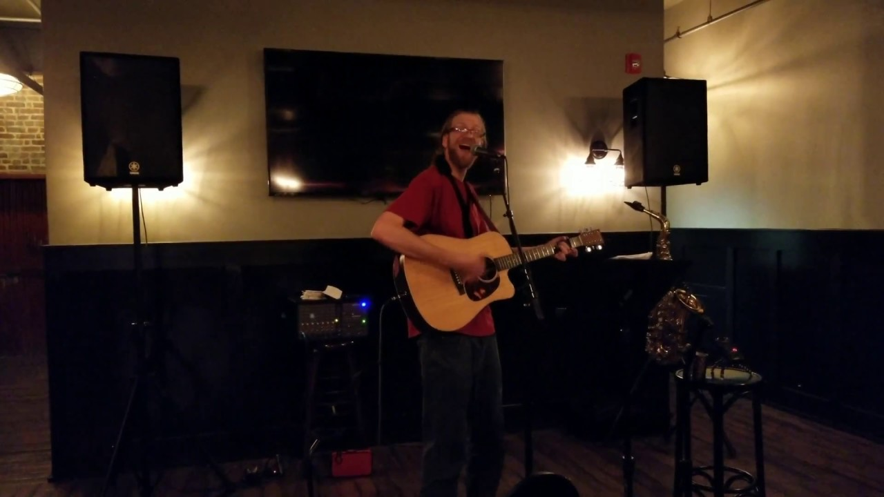 Ryan Comstock Live The Five And Dime Alehouse Hampden Baltimore