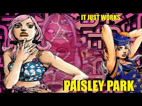 IT JUST WORKS: Paisley Park