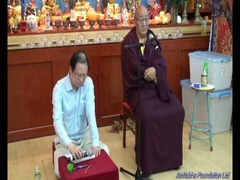 破哇法簡介 Dharma Talk: Short Introduction about Phowa