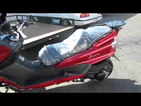 150cc DF-TKA 3 Wheel Scooter Trike Gas saver Supersportz com