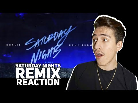 KHALID- SATURDAY NIGHTS REMIX FT KANE BROWN| E2 Reacts Mp3
