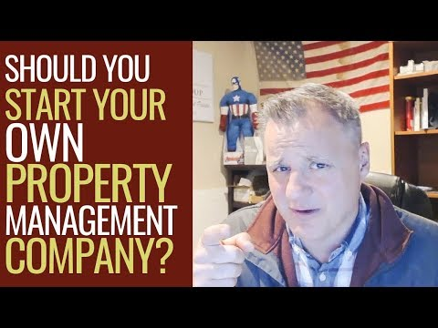 Should I Start My Own Property Management Company? Mentorship Monday