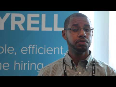 The UPS Store Convention 2014 - Jose Contreras talks about Hyrell