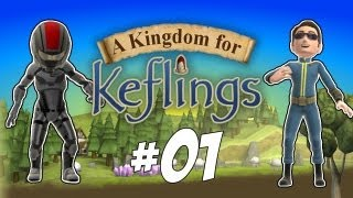"A Kingdom for Keflings - ""Start of an Era"" [#01]"