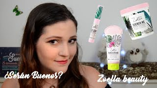 Ser cierto que son maravillosos Zoella Beauty Splash botanics range