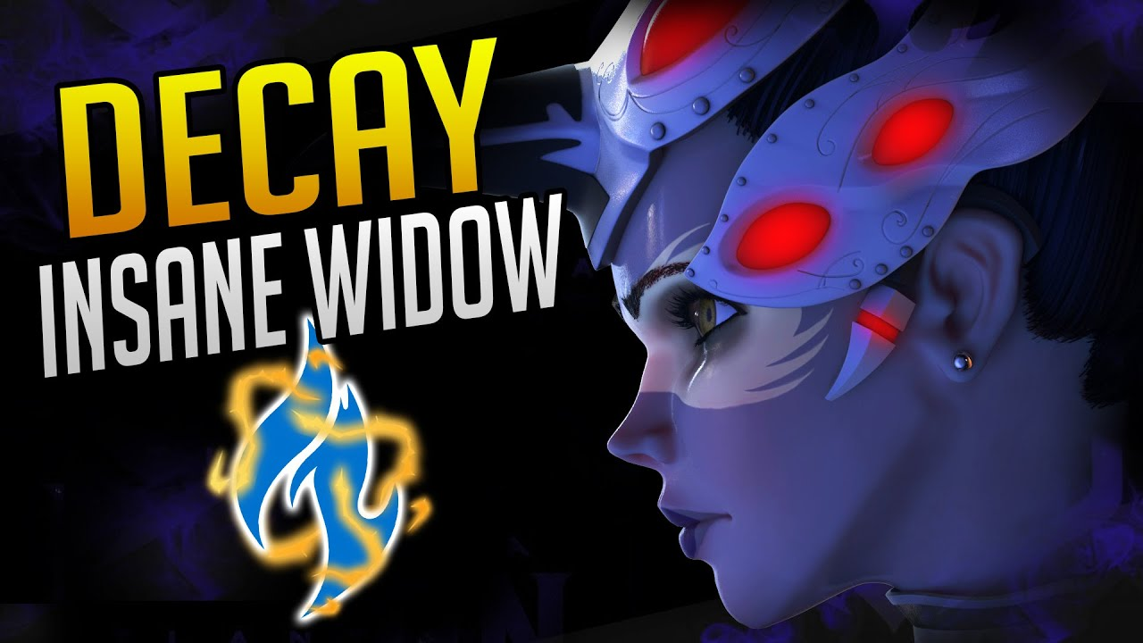 """Download BEST OF """"DECAY"""" - CRAZY WIDOW GOD 