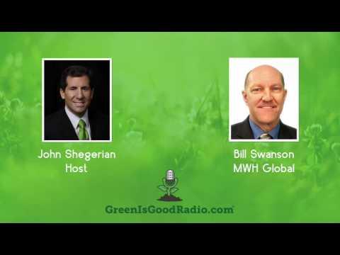 GreenIsGood - Bill Swanson - MWH Global
