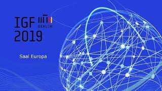 IGF2019 - Day 0 - Saal Europa