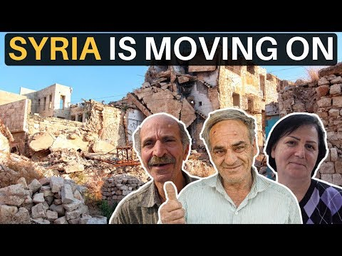 SYRIA IS MOVING ON... (Bright Future Ahead)