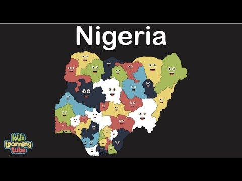 Nigeria Geography For Kids/Country Of Nigeria