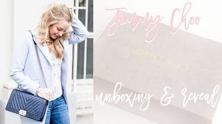 Jimmy Choo unboxing & reveal | Style playground