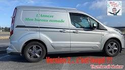 - L'Annexe, Van aménagé - Mini Van