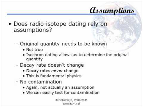 Radioisotope dating video who likes
