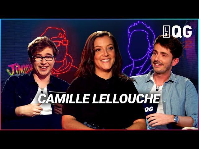 LE QG 1 - LABEEU & GUILLAUME PLEY avec CAMILLE LELLOUCHE