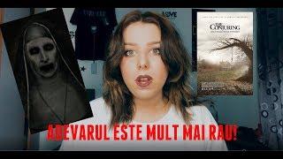 POVESTEA REALA DIN FILMUL THE CONJURING !!! /HORROR