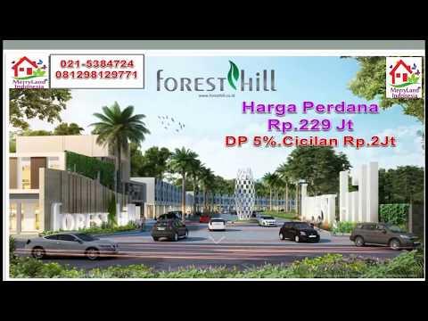FOREST HILL PARUNG PANJANG   HARGA Rp.229 Jt   0812-9812-9771