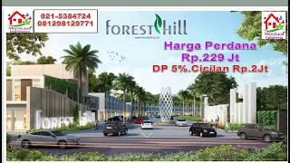 FOREST HILL PARUNG PANJANG | HARGA Rp.229 Jt | 0812-9812-9771