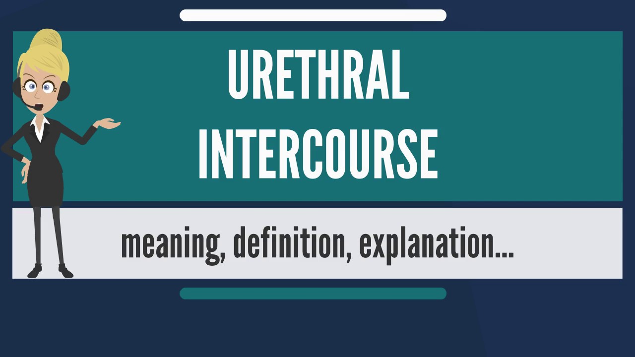 What does intercourse mean? 83