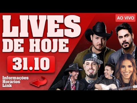 lives-de-hoje-(sÁbado-31/10)-|-live-ao-vivo-|-lives-ao-vivo-agora