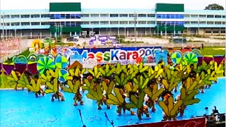 masskara festival 2015   brgy villamonte   bacolod city   gopro session hero4