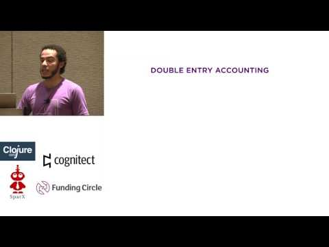 Building a powerful Double Entry Accounting system