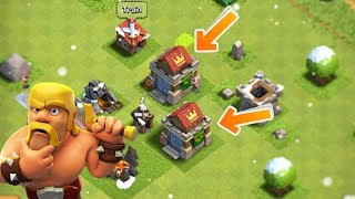 Geheime Gebäude in CLASH OF CLANS!