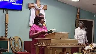 Refuse to bow, trust in the Lord|Greater Palm Bay COG| Sunday | Evangelist Natasha Collins |6.14.20
