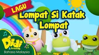 Download Lagu Kanak Kanak | Lompat Si Katak Lompat | Didi & Friends