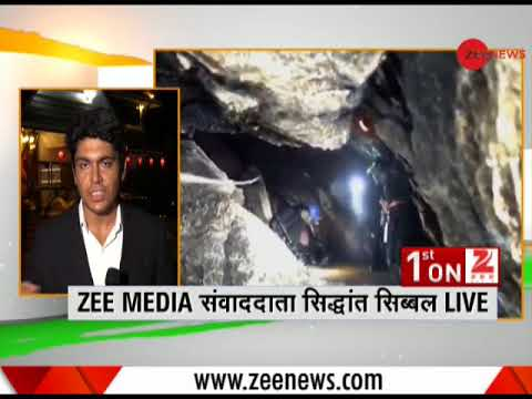 Deshhit: Exclusive pictures of Thai cave rescue operation only on Zee News