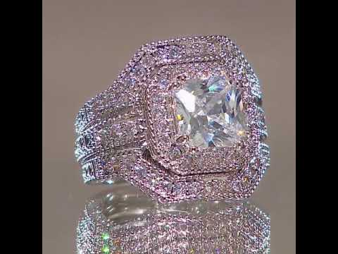 engagement-rings-and-wedding-bands-set