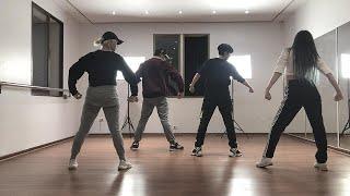 ROYALS DC - TAKI TAKI KARD dance cover (by. DJ Snake) 안무 연습