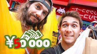50 000 YENS À AKIHABARA