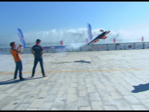 World Performers Demonstrate Ultimate Radio-Controlled Aircraft Show in Tianjin