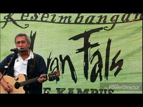 Iwan Fals, ALBUM TERBARU ROSANA (Cover)