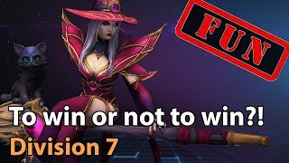 ► Heroes of the Storm: To Win or not to Win?! - Division 7 Heroes Lounge