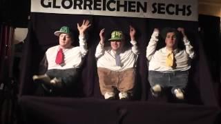 Repeat youtube video Trabelsdorfer Fasching 2013 ( Die Drei glorreichen Sechs )