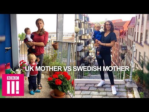Child Care In The UK Versus In Sweden