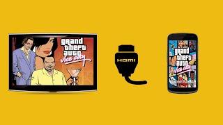 Android Cihazı HDMI Kablosu ile Televizyona Bağlama