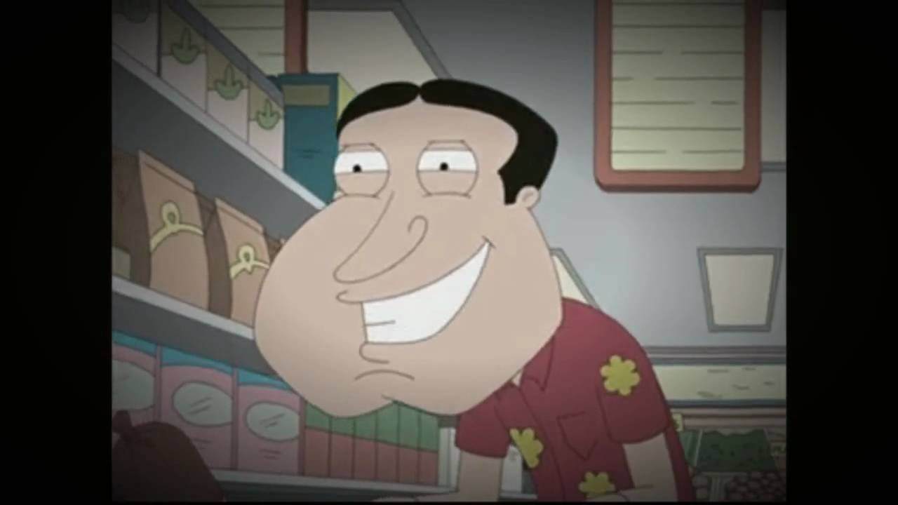 Guy Giggity Family Quagmire