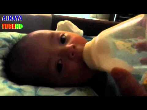 Bayi Imut Alkaya Pengen Mimi Susu Lagi - My Baby Want To Drink Milk Again @AlkayaTubeHD